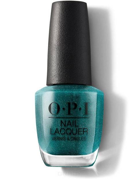 OPI, Лак для ногтей Nail Lacquer, 15 мл (221 цвет) This ColorS Making Waves / Classics