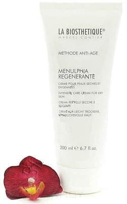 La Biosthetique, Регенерирующий легкий крем для сухой и нормальной кожи Methode Anti-Age Menulphia Regenerante, 200 мл регенеригующий крем для контура глаз 15 мл la biosthetique methode regenerante