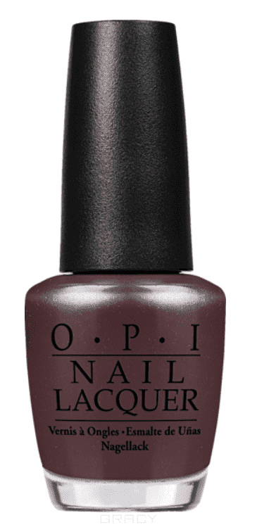 OPI, Лак для ногтей Classic, 15 мл (106 цветов) Meet Me On The Star Ferry opi лак для ногтей me myselfie