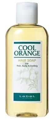 Lebel, Шампунь для жирных волос Cool Orange Hair Soap Cool, 200 млCool Orange Холодный апельсин - уход за волосами и кожей головы<br><br>