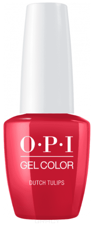 OPI, Гель-лак GelColor, 15 мл (95 цветов) Dutch Tulips