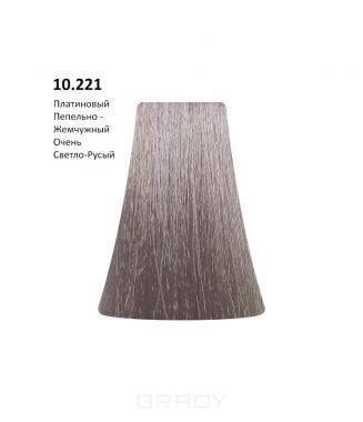 Купить BB One, Перманентная крем-краска Picasso (153 оттенка) 10.221Platinum Intense Ash Pearl Very Light Blond/Платиновый Пепельно-Жемчужный Очень Светло-Русый