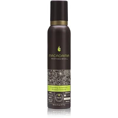 Macadamia Natural Oil, Мусс для объема Foaming Volumizer, 180 млУкладка<br><br>