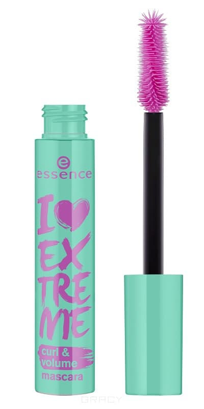 Essence, Тушь для ресниц I Love Extreme Curl & Volume, 12 мл цена