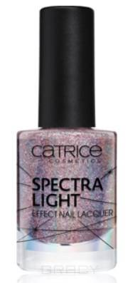 Catrice, Лак для ногтей Spectra Light Effect Nail Lacquer (5 оттенков), 1 шт, 04 сливовый лак для ногтей catrice travelight story nail lacquer c01 цвет c01 chilly orange variant hex name e9533e