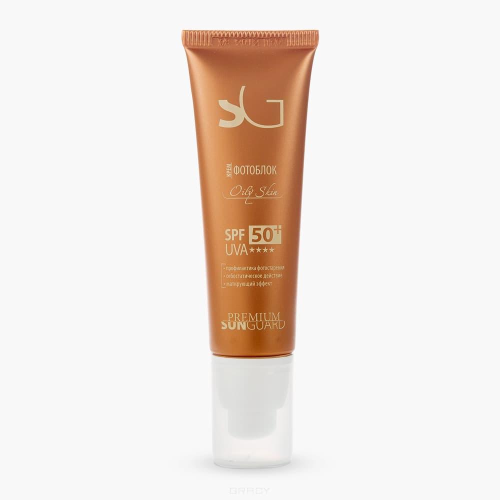 Premium, Крем фотоблок Оily Skin SPF 50, 50 мл premium крем фотоблок dry skin spf 50 50 мл