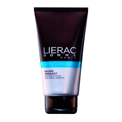 Lierac, Успокаивающий бальзам после бритья Lierac Homme, 75 мл lierac