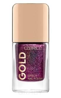Купить Catrice, Лак для ногтей Gold Effect Nail Polish (8 оттенков) 07 Lustrous Seduction
