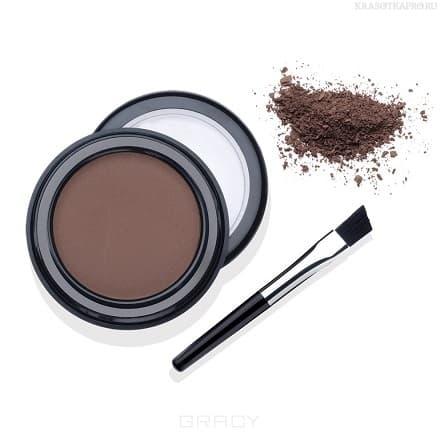 Ardell, Пудра оттеняющая для бровей, 2,2 гр (3 цвета), Светло-коричневая, 2,2 грОкрашивание бровей и ресниц<br><br>