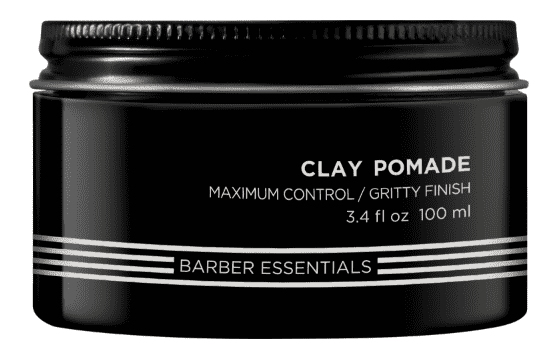 Помада-глина для укладки волос мужская Brews Clay Pomade, 100 мл