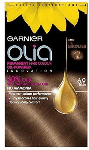 Garnier, Краска для волос Olia, 160 мл (24 оттенка) 6.9 БронзОкрашивание<br><br>