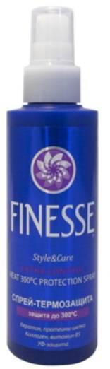 Спрей-термозащита для волос сильной фиксации, 150 мл cutrin текстурирующий спрей с морской солью сильной фиксации 150 мл