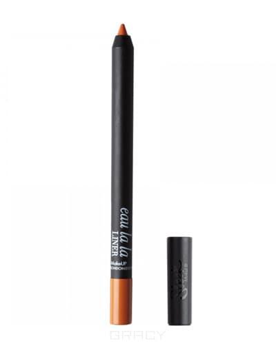 Sleek MakeUp, Карандаш для глаз Eau La La Liner (13 оттенков) оранжевый, тон 296 Pumpkin
