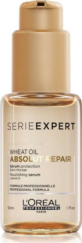L'Oreal Professionnel, Сыворотка для восстановления волос Serie Expert Absolut Repair Gold, 50 мл l oreal professionnel absolut repair