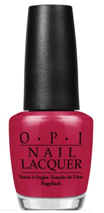 OPI, Лак для ногтей Classic, 15 мл (156 цветов) Madam President opi лак для ногтей nail lacquer nutcracker 2018 15 мл 15 цветов toying with trouble