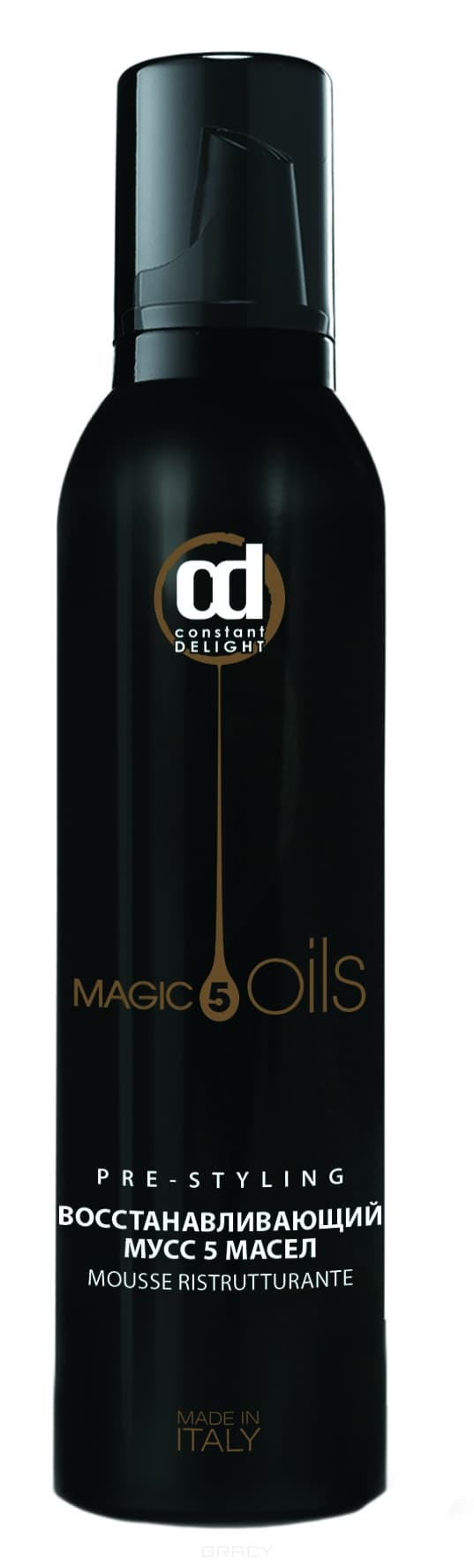 Constant Delight, Восстанавливающий мусс для волос 5 Magic Oil, 250 мл цены
