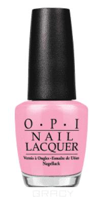 все цены на OPI, Лак для ногтей Classic, 15 мл (156 цветов) I Think In Pink онлайн