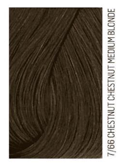 Купить Lakme, Перманентная крем-краска для волос без аммиака Chroma, 60 мл (32 тона) 7/66 Средний блондин коричневый яркий