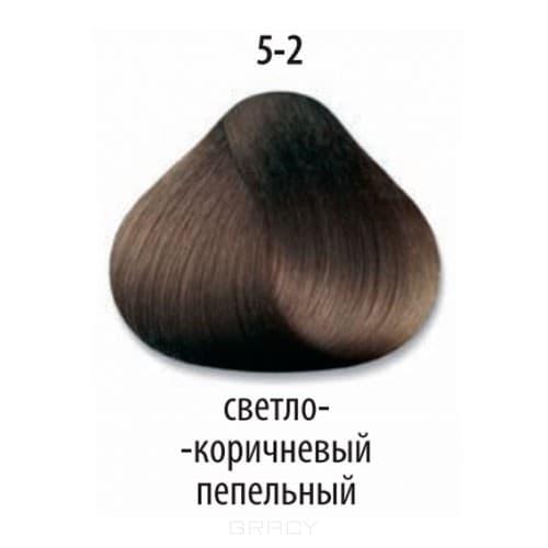 Constant Delight, Стойкая крем-краска для волос Delight Trionfo (63 оттенка), 60 мл 5-2 Светлый коричневый пепельныйОкрашивание<br>Краска для волос Constant Delight Trionfo - это уникальное средство, способное придать волосам здоровый вид и блеск.<br>  <br>Крем-краска Трионфо от Констант Делайт наосится на невымытые сухие волосы. Выдерживается средство на волосах до 45 минут. <br> Constan...<br>