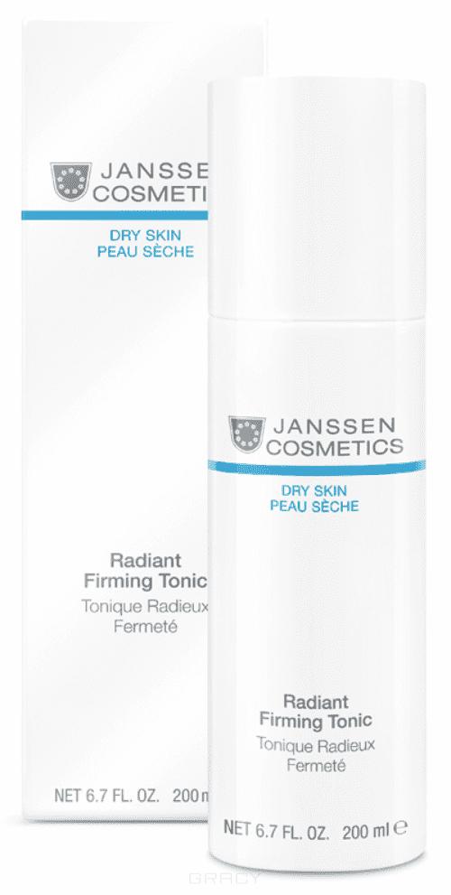 Janssen, Структурирующий тоник Dry Skin, 30 мл janssen dry skin radiant firming tonic