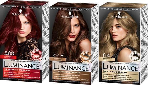 Schwarzkopf Professional, Краска для волос Luminance Color (17 оттенков), 165 мл 7.65 Кремовый темно- русый schwarzkopf professional краска для волос color expert 22 оттенков 7 0 темно русый