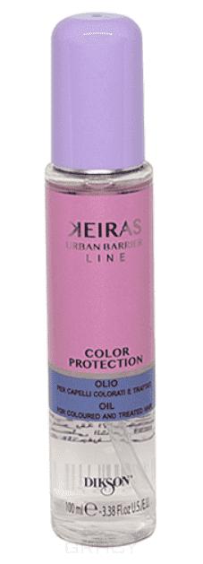 Dikson, Масло для окрашенных и химически обработанных волос Keiras Color protection, 100 мл
