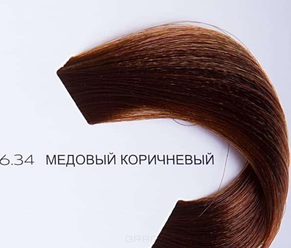 L'Oreal Professionnel, Краска для волос Dia Richesse, 50 мл (52 оттенка) 6.34 медовый коричневый фото