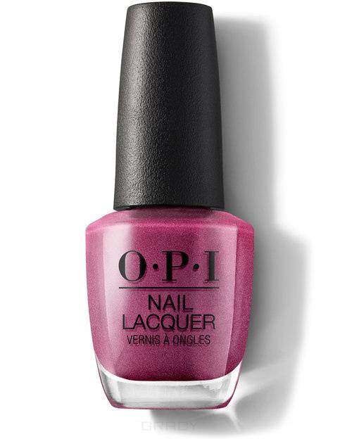OPI, Лак для ногтей Classic, 15 мл (156 цветов) A-Rose At Dawn…Broke By Noon echoes at dawn