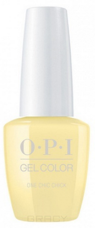 OPI, Гель-лак GelColor, 15 мл (259 цветов) One Chic Chick / Classics фото
