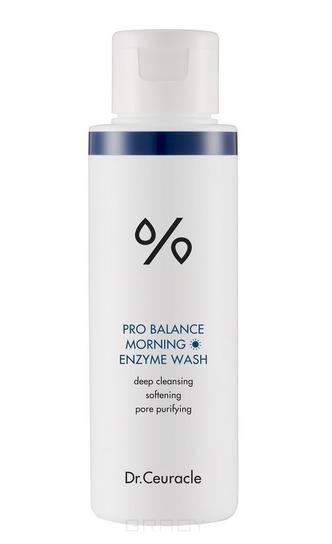 Dr.Ceuracle, Утренний энзимный скраб для лица с пробиотиками Pro-balance Morning Enzyme Wash, 50 г фото