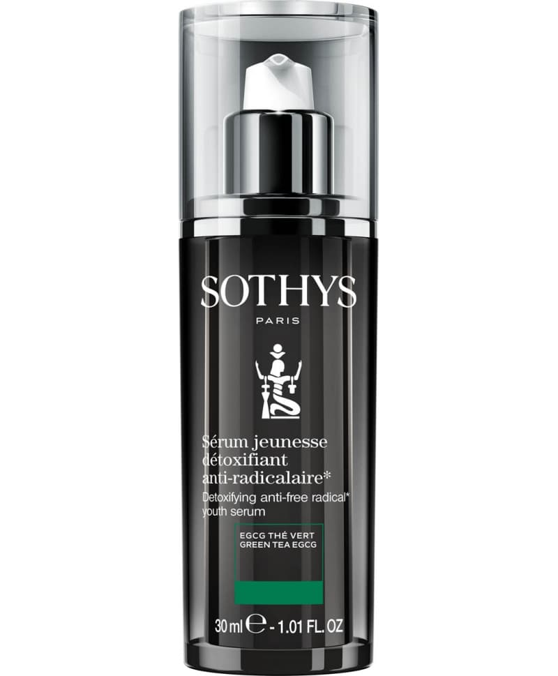 Sothys, Anti-age омолаживающая сыворотка для детокса кожи (эффект детокс-процедуры) Detoxifying Anti-Free Radical Youth Serum, 30 мл free shipping 10pcs mje15033g 10pcs mje15032g mje15033 mje15032 to 220
