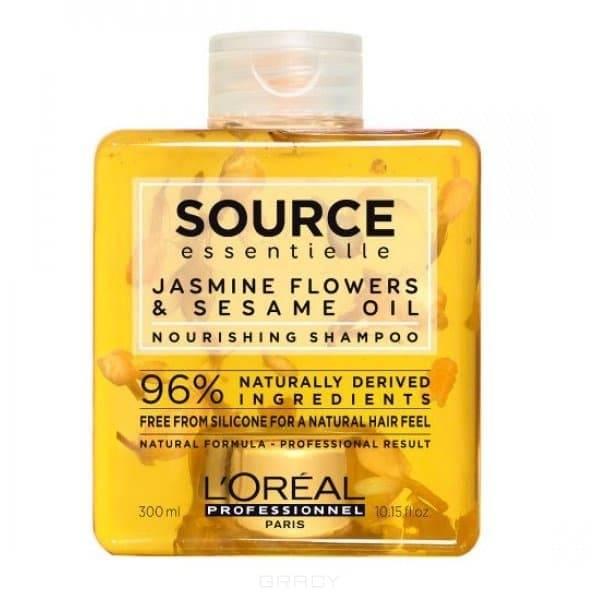 Купить L'Oreal Professionnel, Шампунь питательный для сухих волос Source Essentielle Nourishing Shampoo, 1, 5 л