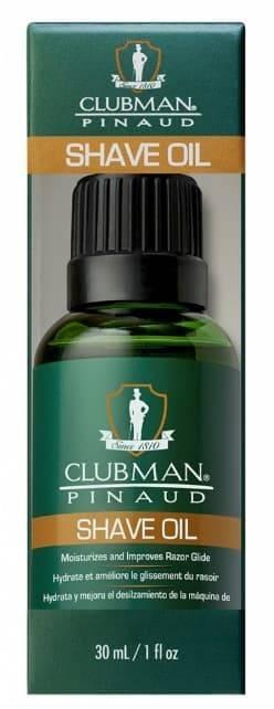 Купить Clubman, Натуральное масло для бритья Shave Oil, 30 мл