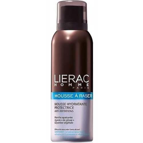 Lierac, Мусс для бритья увлажняющий и препятствующий раздражению, 150 млHomme - мужская линия<br><br>