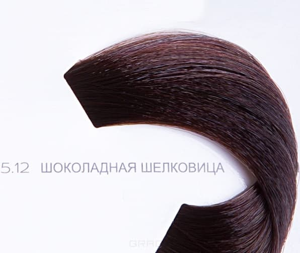 LOreal Professionnel, Краска для волос Dia Richesse, 50 мл (48 оттенков) 5.12 шоколадная шелковицаОкрашивание: Majirel, Luo Color, Cool Cover, Dia Light, Dia Richesse, INOA и др.<br><br>