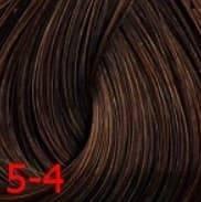 Купить Estel, Краска для волос Princess Essex Color Cream, 60 мл (135 оттенков) 5/4 Каштан