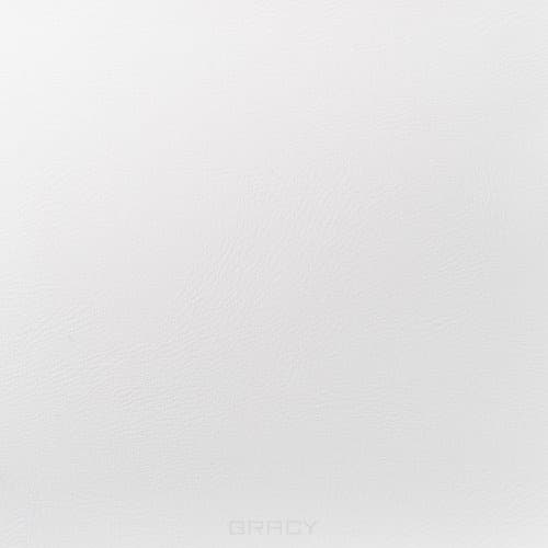 Имидж Мастер, Парикмахерское кресло БРАЙТОН, гидравлика, пятилучье - хром (49 цветов) Белый 9001 мебель салона парикмахерское кресло мд 165 с термостёжкой 38 цветов 2 белый матовый