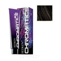 Купить Redken, Chromatics Краска для волос без аммиака Редкен Хроматикс (палитра 67 цветов), 60 мл 3/3N натуральный Natural