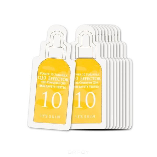 купить It's Skin, Power 10 Formula Q10 Effector Сыворотка Лифтинг Пауэр 10 Формула Эффектор Итс Скин, 30 мл, 1 мл, пробник недорого