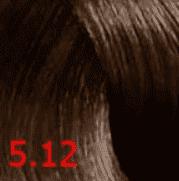 Revlon, Перманентный краситель без аммиака Revlonissimo Color Sublime, 75 мл (51 оттенок) 5.12 светло-коричневый пепельно-перламутровый revlon перманентный краситель без аммиака revlonissimo color sublime 75 мл 51 оттенок 5 светло коричневый