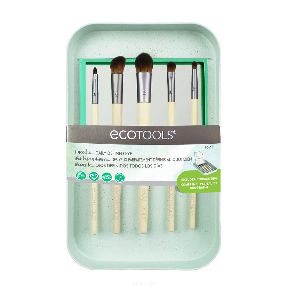 Ecotools, Набор для макияжа глаз Daily Defined Eye (ротация 1227М) цены