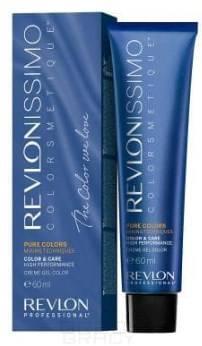 Купить Revlon, Краска для волос Revlonissimo Colorcosmetique Pure Colors, 60 мл (10 оттенков) 700 Зеленый