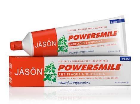 Jason, Зубная паста Сила улыбки Powersmile Toothpaste, 85 млЛиния по уходу за полостью рта Джейсон<br><br>