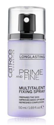 Купить Catrice, Фиксирующий спрей для макияжа Prime And Fine Multitalent Fixing Spray