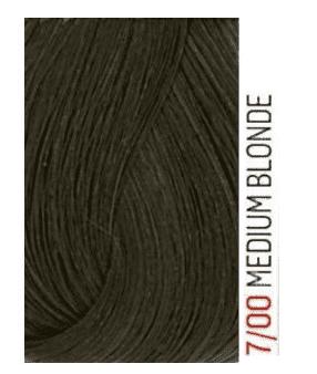 Купить Lakme, Перманентная крем-краска для волос без аммиака Chroma, 60 мл (32 тона) 7/00 Средний блондин