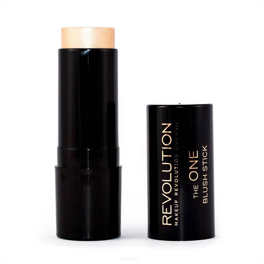 Купить MakeUp Revolution, Хайлайтер-стик для лица The One Highlight Contour Stick, 12 гр