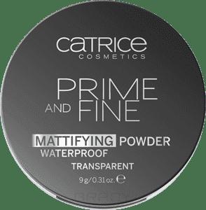 пудра компактная матирующая влагостойкая prime and fine mattifying powder waterproof 9 г к76887 Пудра компактная, матирующая, влагостойкая Prime And Fine Mattifying Powder Waterproof, 9 г