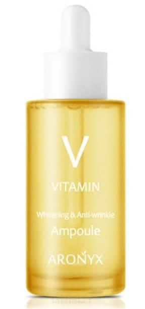 Купить Medi Flower, Тонизирующая сыворотка с витамином С Aronyx Vitamin Ampoule, 50 мл