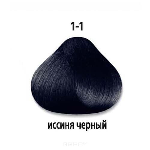 Constant Delight, Стойкая крем-краска для волос Delight Trionfo (63 оттенка), 60 мл 1-1 Иссиня черныйОкрашивание<br>Краска для волос Constant Delight Trionfo - это уникальное средство, способное придать волосам здоровый вид и блеск.<br>  <br>Крем-краска Трионфо от Констант Делайт наосится на невымытые сухие волосы. Выдерживается средство на волосах до 45 минут. <br> Constan...<br>