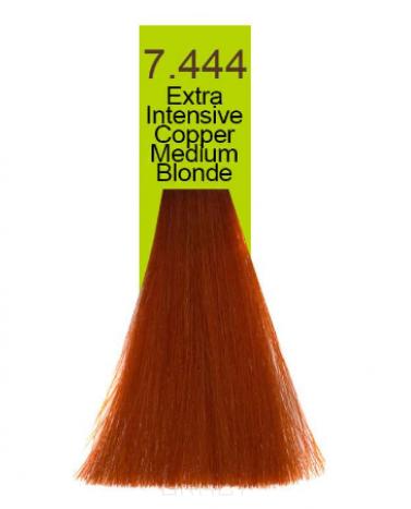 Купить Macadamia Natural Oil, Краска для волос Oil Cream Color, 100 мл (97 тонов) 7.444 Экстра яркий медный средний блондин